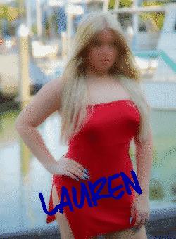Lauren Lacy
